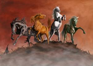 кони апокалипсиса